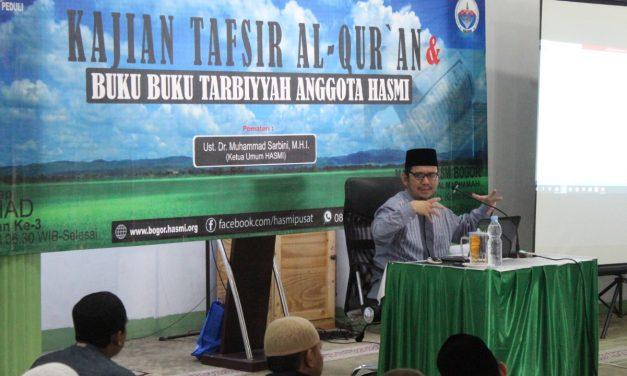 HASMI Bogor Kembali Sukses Melangsungkan Kajian Tafsir Al-Qur'an