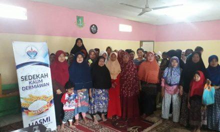 HASMI Bogor – Salurkan Paket Bantuan Untuk Dhuafa Di Bogor