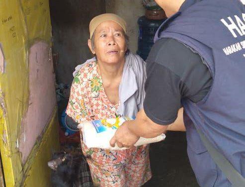 Bersama BOSS (Bantuan Online Sosial HASMI) Indonesia Lawan Covid-19